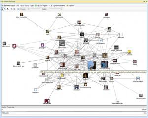 Tweets over Sunbelt in kaart gebracht