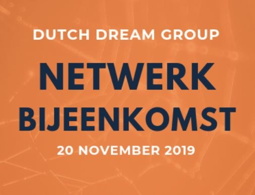 Netwerkbijeenkomst Dutch Dream Group