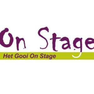 Afbeelding het gooi on stage